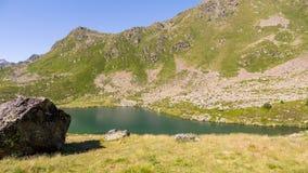Montanha Lake Fotografia de Stock Royalty Free