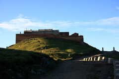Montanha máxima do leste do wutai do templo Fotos de Stock