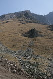 Montanha máxima Tangshan, Fotografia de Stock Royalty Free