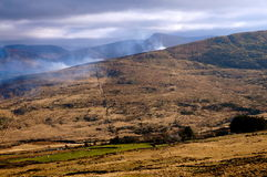 Montanha na Irlanda imagem de stock royalty free