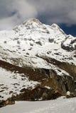 Montanha Nepal de Annapurna Imagens de Stock Royalty Free