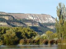 A montanha no Cáucaso Imagem de Stock