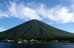 Montanha no verão imagem de stock royalty free