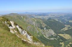 Montanha nos cumes Imagens de Stock