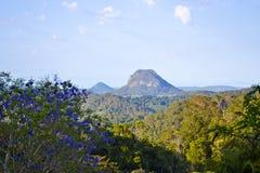 Montanha preta 8 Fotografia de Stock
