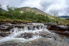 Montanha Rischorr Fotografia de Stock