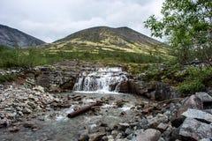 Montanha Rischorr Fotografia de Stock Royalty Free