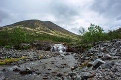 Montanha Rischorr Imagens de Stock