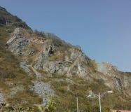 Montanha rochosa imagem de stock royalty free