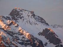 Montanha rochosa Foto de Stock Royalty Free