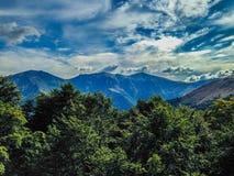 Montanha Rodopi Imagens de Stock