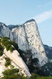 Montanha sagrado Huashan fotografia de stock royalty free