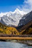 Montanha santamente de XianuoDuoji Fotos de Stock