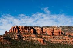 Montanha Sedona do urso Fotografia de Stock
