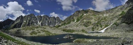 Montanha silenciosa Fotografia de Stock
