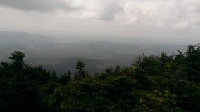 Montanha verde Fotografia de Stock Royalty Free