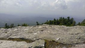 Montanha verde Fotos de Stock Royalty Free