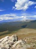 Montanha Vista 2 Imagem de Stock Royalty Free