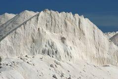 Montanhas 2 de sal Imagens de Stock