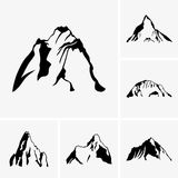 Montanhas Fotos de Stock