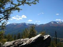 Montanhas Foto de Stock Royalty Free