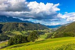Montanhas Fotos de Stock Royalty Free