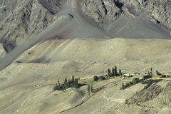 Montanhas 8 de Paquistão fotografia de stock
