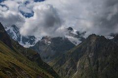 Montanhas 1 Imagem de Stock Royalty Free