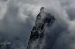 Montanhas (alpes) Fotografia de Stock