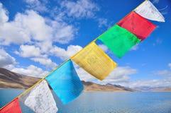 Montanhas altas Fotografia de Stock