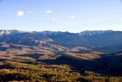 Montanhas apalaches Foto de Stock