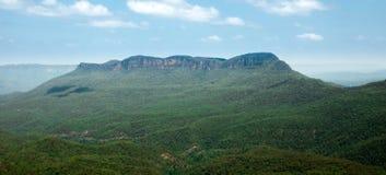 Montanhas azuis NSW imagens de stock