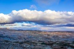 Montanhas Bekaa Valley 04 de Líbano imagem de stock royalty free