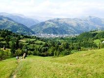 Montanhas bonitas Fotografia de Stock