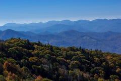 montanhas bonitas Fotografia de Stock Royalty Free
