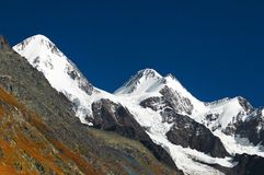 Montanhas bonitas. Foto de Stock