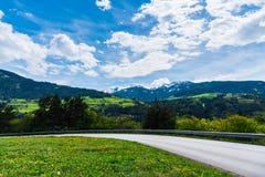 montanhas bonitas Imagens de Stock Royalty Free