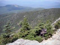 Montanhas brancas Fotos de Stock
