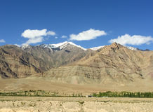 Montanhas cênicos Foto de Stock Royalty Free