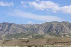 Montanhas da areia foto de stock