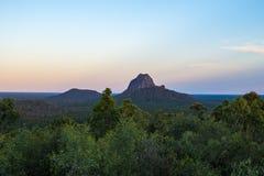 Montanhas da estufa Imagem de Stock Royalty Free