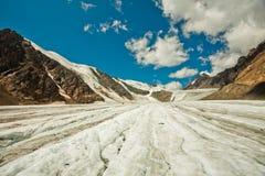 Montanhas da geleira Imagem de Stock Royalty Free