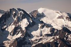 Montanhas de Adamello Imagens de Stock