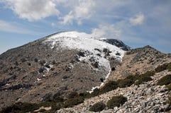 Montanhas de Akarnanika Imagem de Stock Royalty Free