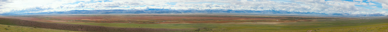 Montanhas de Altai Imagem de Stock Royalty Free