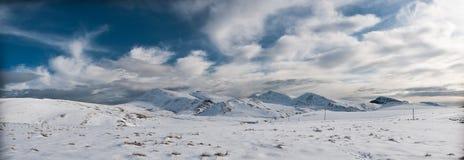 Montanhas de Bucegi imagens de stock