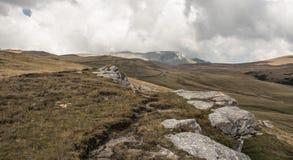 Montanhas de Bucegi Foto de Stock Royalty Free
