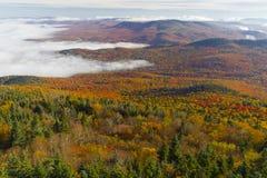 Montanhas de Burke Imagem de Stock