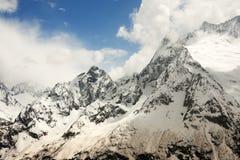 Montanhas de Cáucaso Imagem de Stock Royalty Free