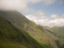 Montanhas de Cáucaso Foto de Stock